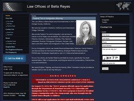 Law Offices of Bella Reyes (Anaheim,  CA)