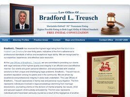 Law Offices of Bradford L. Treusch (Los Angeles Co.,   CA )