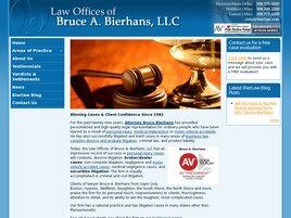 Law Offices of Bruce A. Bierhans, LLC (Barnstable,  MA)