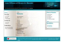 Law Offices of Bruce A. Mandel (Los Angeles Co.,   CA )