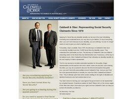 Law Offices of Caldwell & Ober(Phoenix, Arizona)