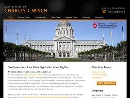 Law Offices of Charles J. Wisch ( San Francisco,  CA )