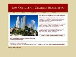 Law Offices of Charles Rosenberg (Los Angeles,  CA)