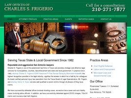 Law Offices of Charles S. Frigerio P.C. (San Antonio,  TX)