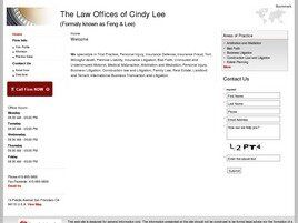 Law Offices of Cindy Lee (San Francisco, California)