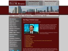 Law Offices of David M. Boertje (San Diego,  CA)