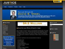 Law Offices of David S. Vogel ( Bakersfield,  CA )