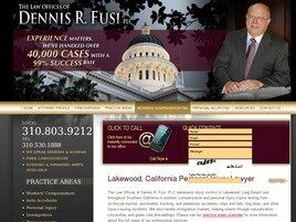 Law Offices of Dennis R. Fusi & Associates, PLC ( Riverside,  CA )