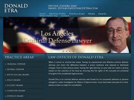 Law Offices of Donald Etra (Los Angeles,  CA)