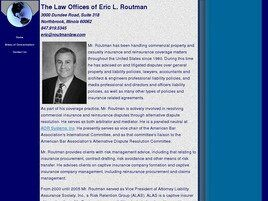 Law Offices of Eric L. Routman ( Northbrook,  IL )
