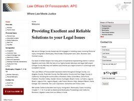 Law Offices of Foroozandeh, APC (Aliso Viejo,  CA)