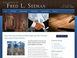 Law Offices of Fred L. Seeman(New York, New York)
