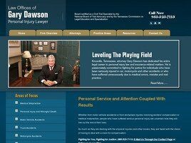 Law Offices of Gary Dawson (Chattanooga,  TN)