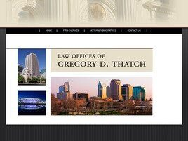 Law Offices of Gregory D. Thatch ( Sacramento,  CA )
