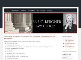 Law Offices of Jane C. Bergner (Washington,  DC)