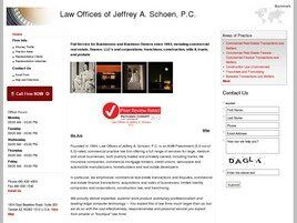 Law Offices of Jeffrey A. Schoen, P.C. (Chandler,  AZ)