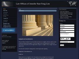 Law Offices of Jennifer Suet Fong Lim (Los Angeles,  CA)