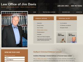 Law Offices of Jim Davis ( Gulfport,  MS )