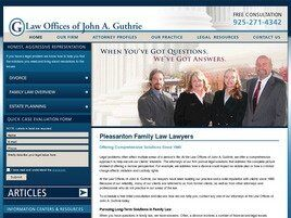 Law Offices of John A. Guthrie ( Livermore,  CA )