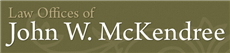 Law Offices of John W. McKendree (Adams Co.,   CO )