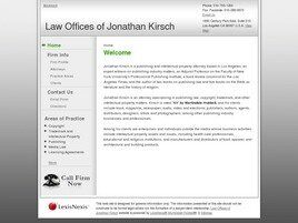 Law Offices of Jonathan Kirsch (Los Angeles,  CA)