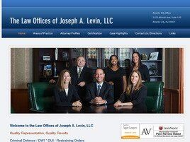 Law Offices of Joseph A. Levin, LLC ( Atlantic City,  NJ )