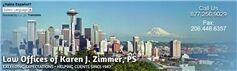 Law Offices of Karen J. Zimmer, P.S. (Snohomish Co.,   WA )