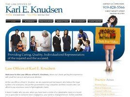Law Offices of Karl E. Knudsen ( Raleigh,  NC )