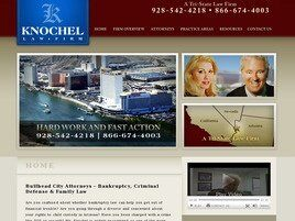 Knochel Law Offices, P.C. (Bullhead City,  AZ)