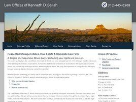 Law Offices of Kenneth D. Bellah (Alsip,  IL)