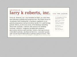 Law Offices of Larry K. Roberts, Inc. ( Irvine,  CA )