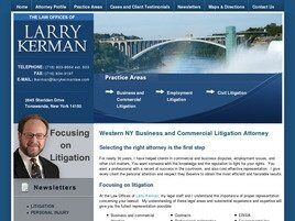 Law Offices of Larry Kerman (Akron,  NY)