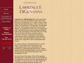 Law Offices of Lawrence F. DiGiovanna ( Brooklyn,  NY )