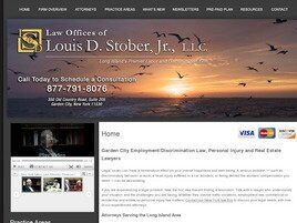 Law Offices of Louis D. Stober, Jr., L.L.C. ( Mineola,  NY )