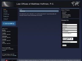 Law Offices of Matthew Hoffman, P.C. (Houston,  TX)