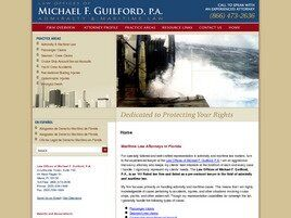 Law Offices of Michael F. Guilford, P.A. ( Panama City,  FL )