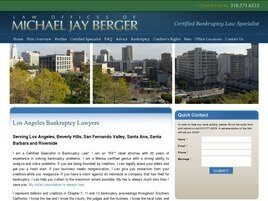 Law Offices of Michael Jay Berger (Riverside,  CA)