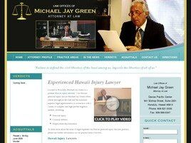 Law Offices of Michael Jay Green ( Honolulu,  HI )