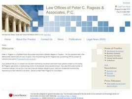 Law Offices of Peter C. Rageas & Associates, P.C. (Detroit,  MI)
