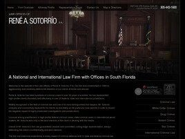 Law Offices of Rene A. Sotorrio, P.A. ( Coral Gables,  FL )