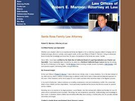 Law Offices of Robert E. Marmor (Annapolis,  CA)