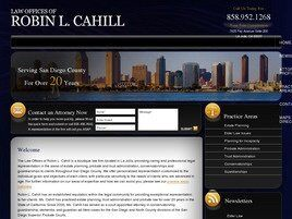 Law Offices of Robin L. Cahill (San Diego,  CA)