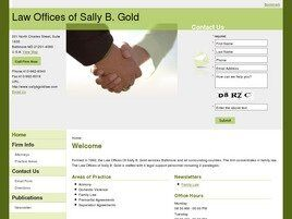 Law Offices of Sally B. Gold (Bel Air,  MD)