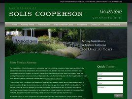 Law Offices of Solis Cooperson ( Los Angeles,  CA )