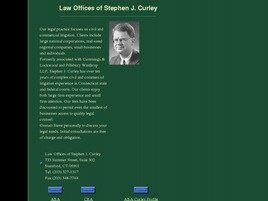 Law Offices of Stephen J. Curley, LLC (Fairfield Co.,   CT )