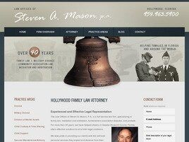 Law Offices of Steven A. Mason, P.A. (Hollywood,  FL)