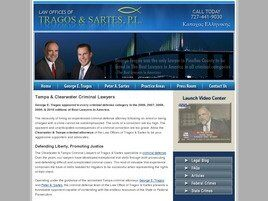 Law Offices of Tragos & Sartes P.L. ( Clearwater,  FL )