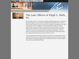 Law Offices of Virgil L. Roth, PC ( Riverside,  CA )