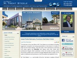 Law Offices of W. Trent Steele (Port St. Lucie,  FL)