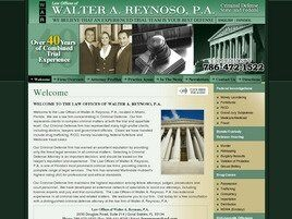 Law Offices of Walter A. Reynoso, P.A. (Miami,  FL)